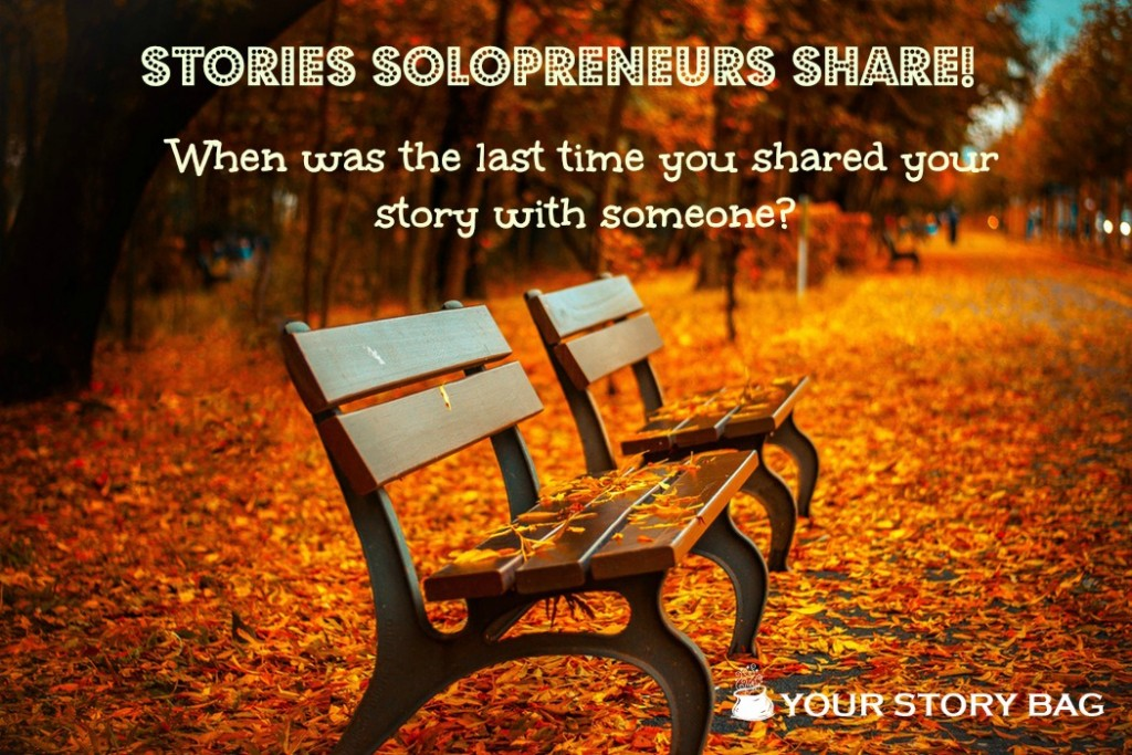 Stories Solopreneurs Share
