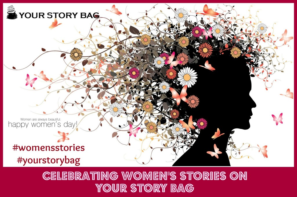 Powerful Women's Stories on Your Story Bag