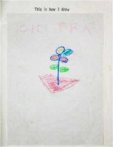 Chitra's Art Work!