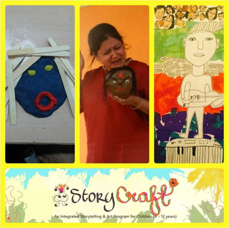 Learn to Craft Stories!