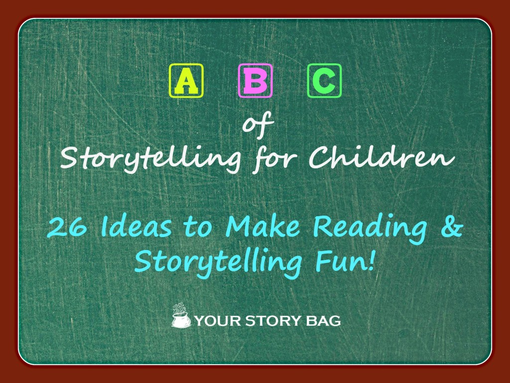 ABC of Storytelling Main
