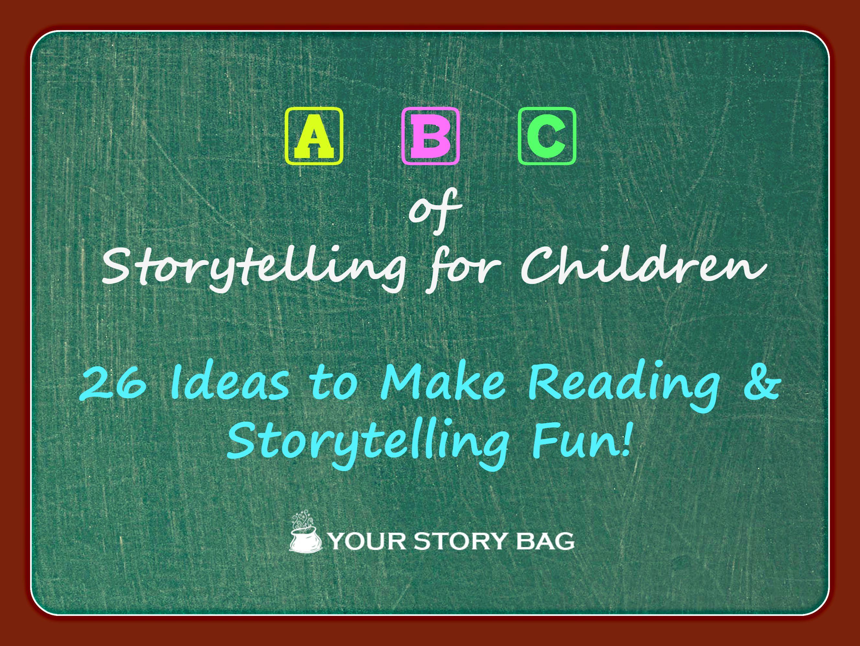 ABC of Storytelling Main