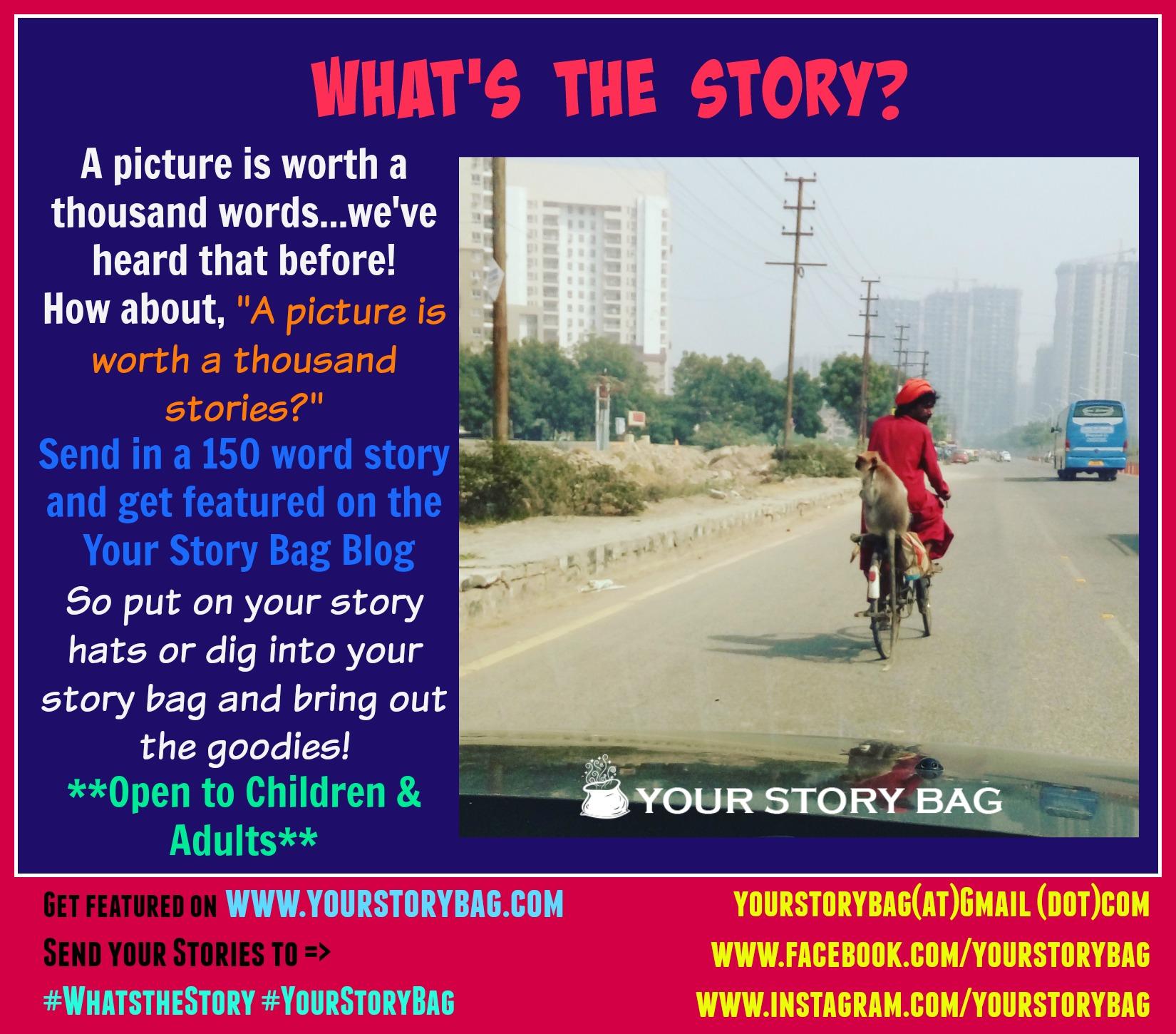 Blog | Your Story Bag